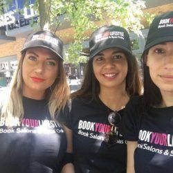 Guerrilla Marketing Staff