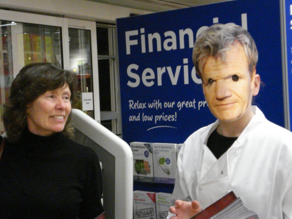 Hire Supermarket Staff